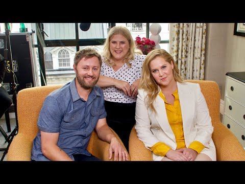 Talking to Amy Schumer About Trolls, Confidence, and Self Love