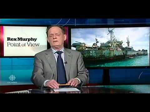 Rex Murphy   Trial of the Century?