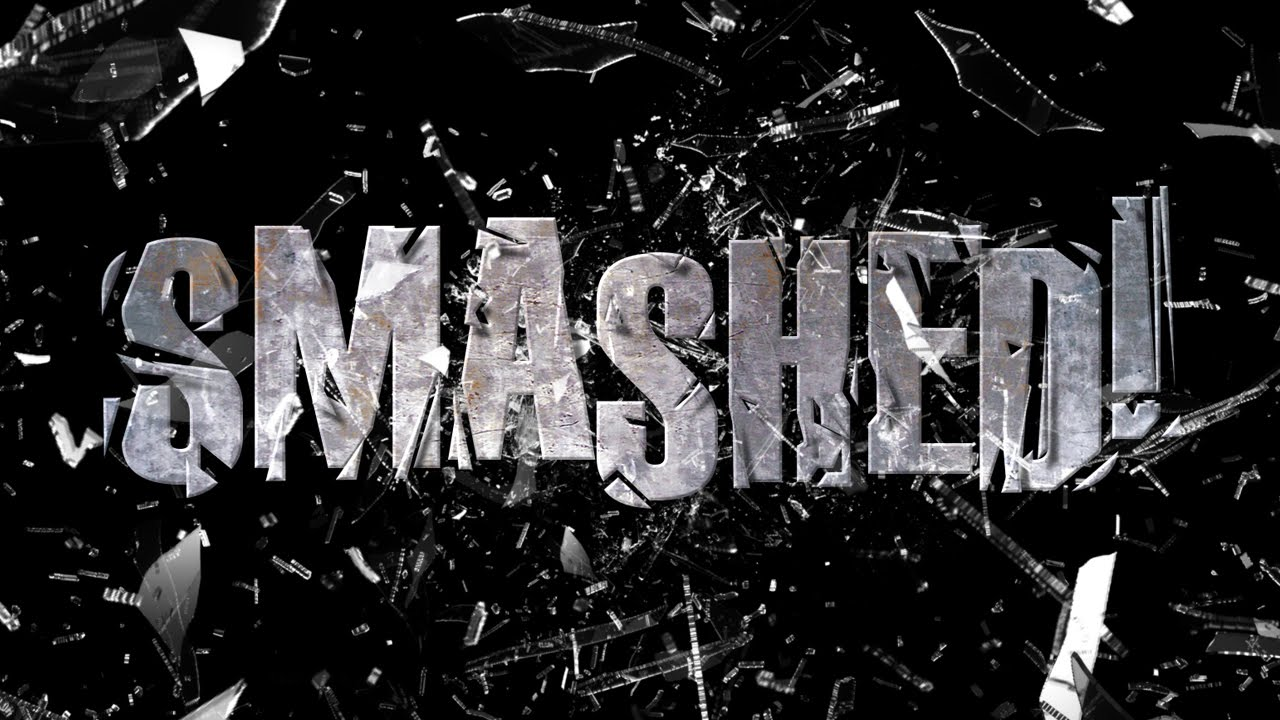 Photoshop Tutorial: How to Create a Shattered Text Effect ...
