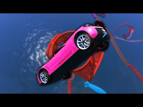 NAJJACI FLIP IKADA !!! Grand Theft Auto V - Lude Trke w/Cale
