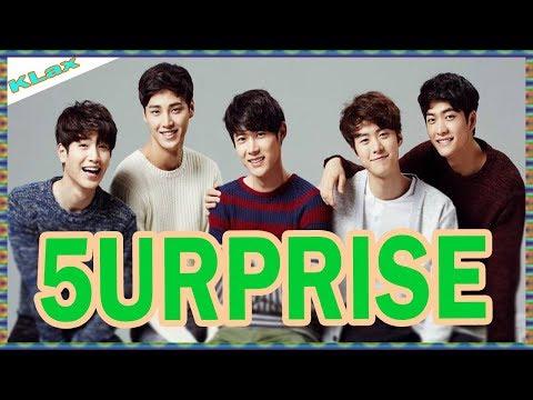 5URPRISE Members Profile | Kpop 5URPRISE Profile