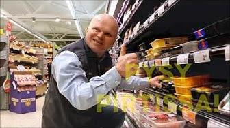 K-Market Pirtti - hyvvee ruokoo ja lupsakkata palavelua jokkaiseen pirttiin!