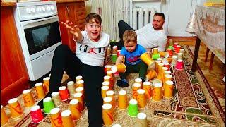 ЧЕЛЕНДЖ СЮРПРИЗ или ДЕЙСТВИЕ Веселое видео для детей