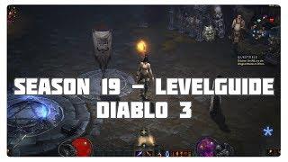 Diablo 3: Levelguide für Season 19 (1-70, Season Buff, Pandämonium)