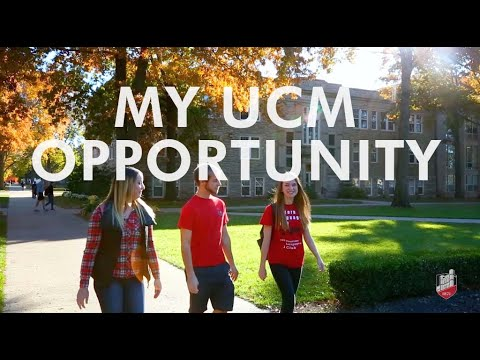 Opportunity In Action - My UCM Opportunity