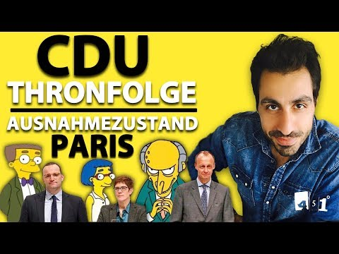 CDU-Parteitag Finale   Paris Fake-Brand   451 Grad   78