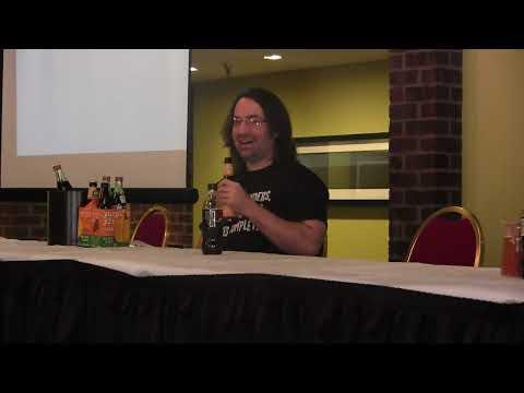 Jim Butcher at Faerie Con East--Q&A Part 1