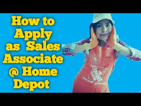 Home Depot| Sales Associate Interview Experienced