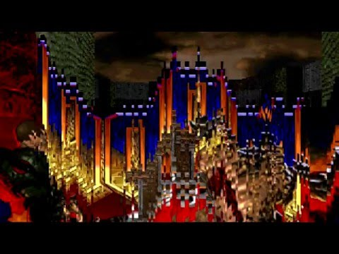 DOOM 2: HELL ON EARTH [Opening Cinematic] [Intro] [Full HD] [1080p]