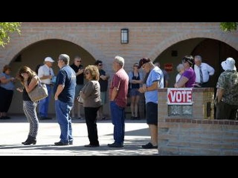 Arizona GOP chair on what to expect from the state's primary