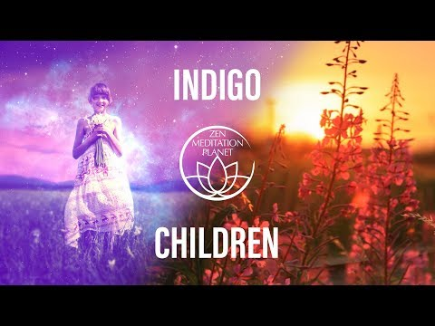 3 Hours Indigo Children Activation Music For World Awakening HQ
