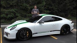 Porsche 911R не стоит $500 000, но он потрясающий ОБЗОР (Doug DeMuro на русском)