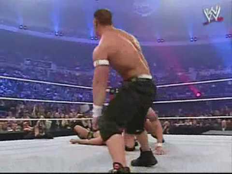 John Cena RKO counter