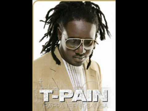 T-Pain Ft. Jermaine Dupri And Rick Ross - Rap Song (Remix)