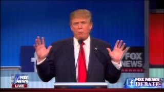 """Donald Trump is Asked about His Disparaging Remarks Towards Women: """"Only Rosie O'Donnell"""" thumbnail"""