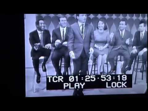 """ Mike Douglass Show "" Sam Cooke Howard Keel Ford & Reynolds 1964"
