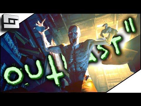 Outlast 2 - THE BLINDING LIGHT! Part 2