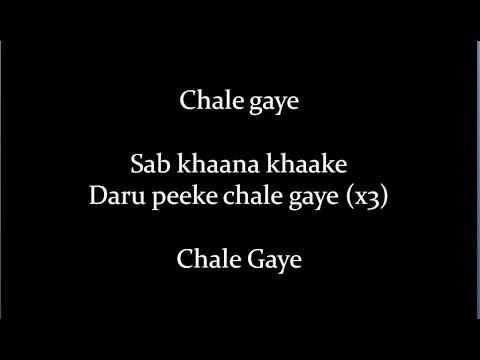 (LYRiCS)Khaana Khaake Song (Lyrical Video) l Jagga Jasoos l Ranbir Kapoor Katrina Kaif