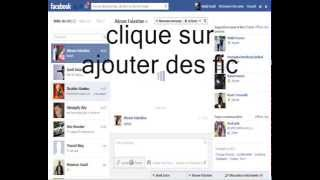 comment envoyer photo sur facebook par un message