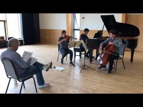London Panufnik Trio with Michael Dussek