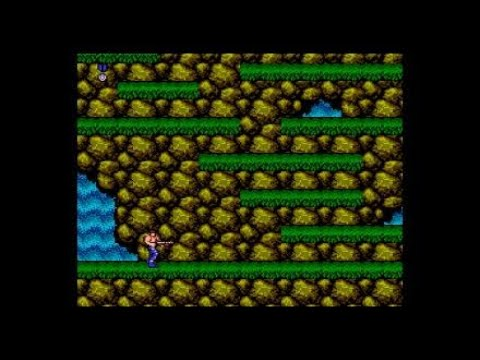 Contra Anniversary Collection_Who Remember Contra |