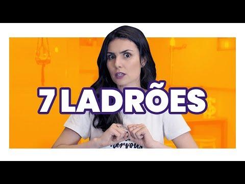 7 LADRÕES DE