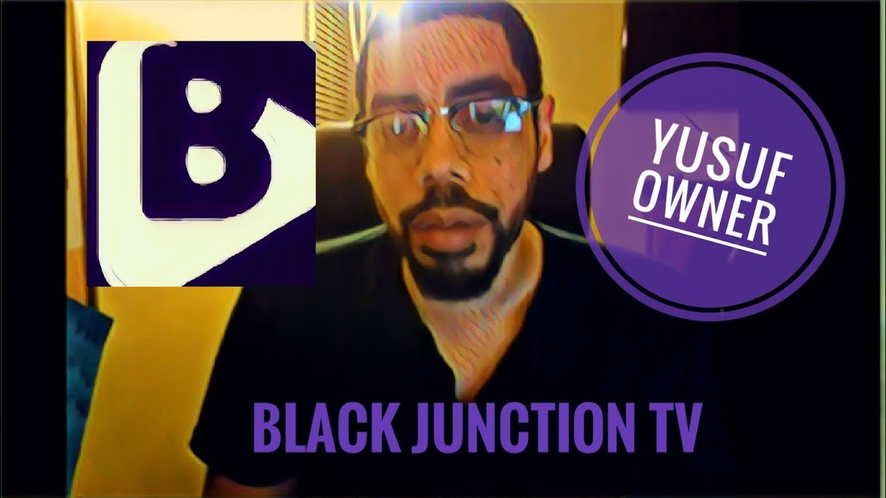 Black Junction TV Founder Brother Yusuf Information Man Show