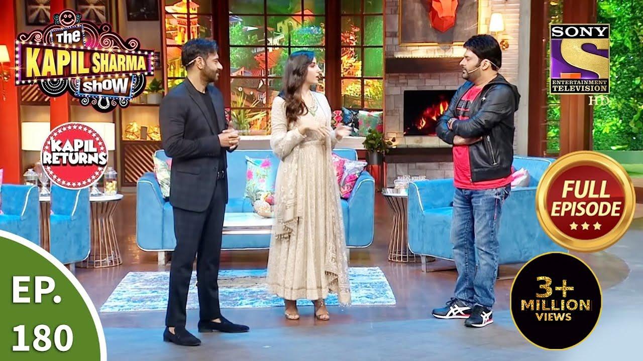 Download The Kapil Sharma Show New Season - EP 180 - 21st Aug, 2021 - Full Episode