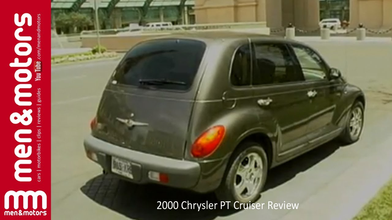 2000 chrysler pt cruiser review youtube. Black Bedroom Furniture Sets. Home Design Ideas