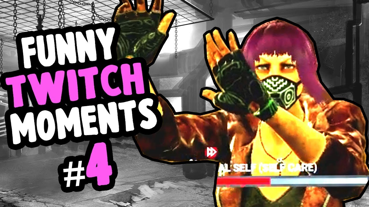 No0b3 Funny Twitch Moments Montage #4