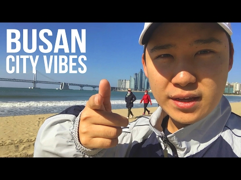 BUSAN CITY VIBES, Best Cafe in Gwangalli Beach! [Seoul City Vibes EP. 23]