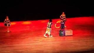 Chuponcito en el Teatro de la Ciudad de Coatzacoalcos