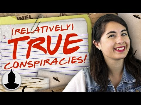 22 (Relatively) True Cartoon Conspiracies - (Ep. 100) @ChannelFred