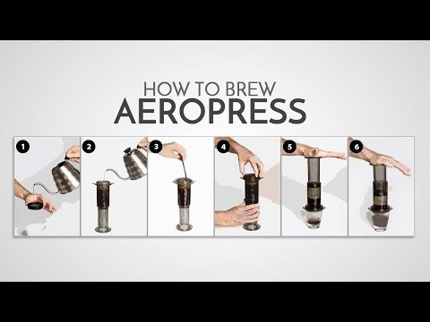 HOW TO BREW AEROPRESS | Kelas Seduh Manual #2 | Barista Class