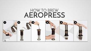 Як правильно заварювати аэропресс   керівництво Kelas Seduh #2   клас бариста
