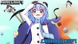 [LIVE] 【Minecraft】夕方のつづきをやっていこう【(*'ω'*)】