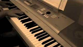 Leona Lewis (Snow Patrol) - Run  (Piano)
