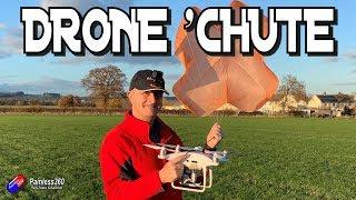 VectorSave 10 Drone Autonomous Parachute System Demo