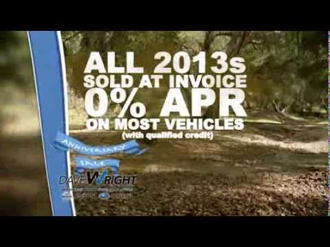Dave Wright Nissan Subaru Anniversary Sale - Cedar Rapids IA