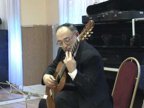 Новогодний концерт 2012, часть 11.1, Валерий Агабабов
