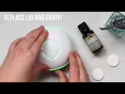 how-to-use-the-aromatherapy-fan-diffuser