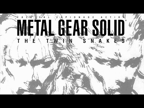 Metal Gear Solid: The Twin Snakes - Game Movie