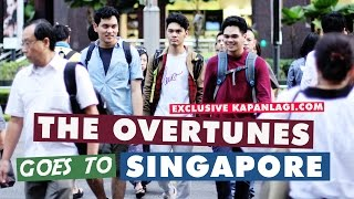 The Overtunes Goes to Singapore  - Exclusive