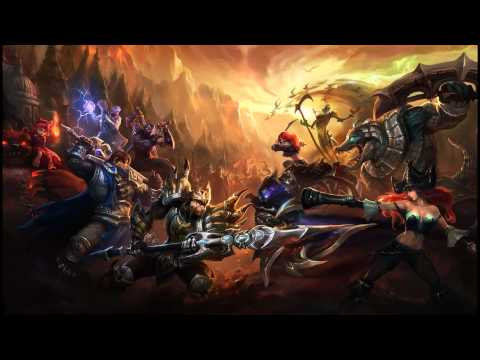 The Music Of League Of Legends Volume 1 - Demacia Rising. mp3