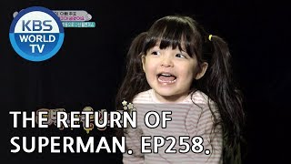 The Return of Superman   슈퍼맨이 돌아왔다 - Ep.258: End Versus And [ENG/IND/2019.01.06]