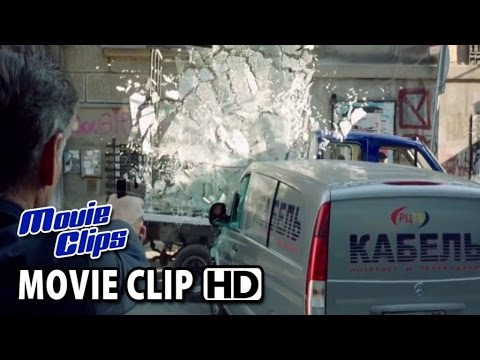 THE NOVEMBER MAN 'Another Day At The Office' Movie Clip (2014)