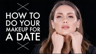 HOW TO DO YOUR MAKEUP FOR A DATE | TUTORIAL | ALI ANDREEA