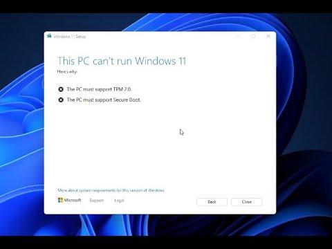 Cách Fix lỗi khi cài đặt Windows 11 Insider | One And One Studio
