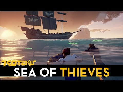 We Went On A Treasure Hunt In Sea Of Thieves