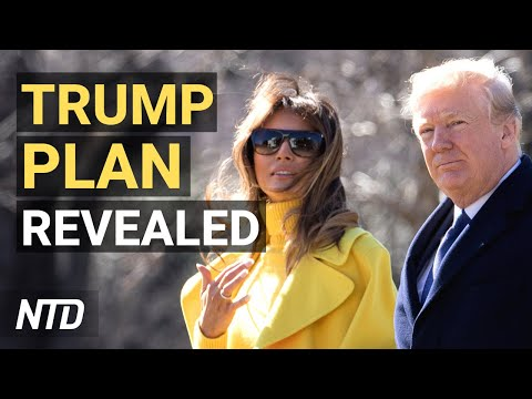 Trump's Political Plan Revealed by Former WH Chief of Staff; Melania Trump Creates Office | NTD